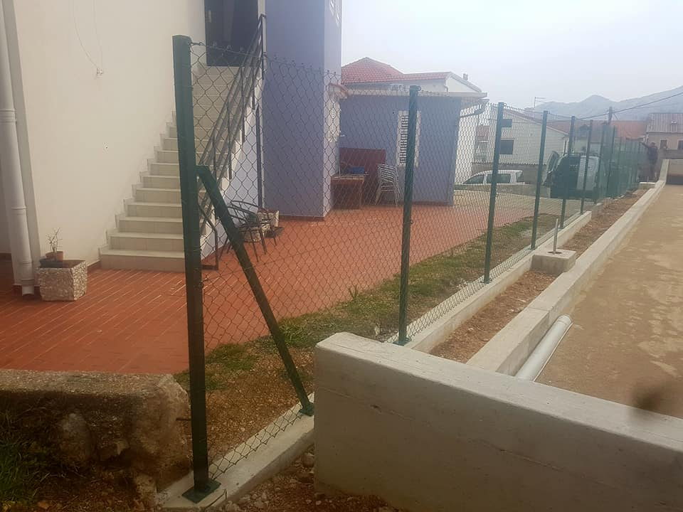 Žičane ograde Baška (1)