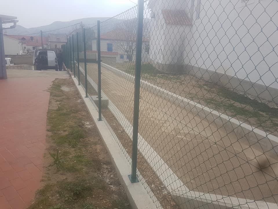 Žičane ograde Baška (2)